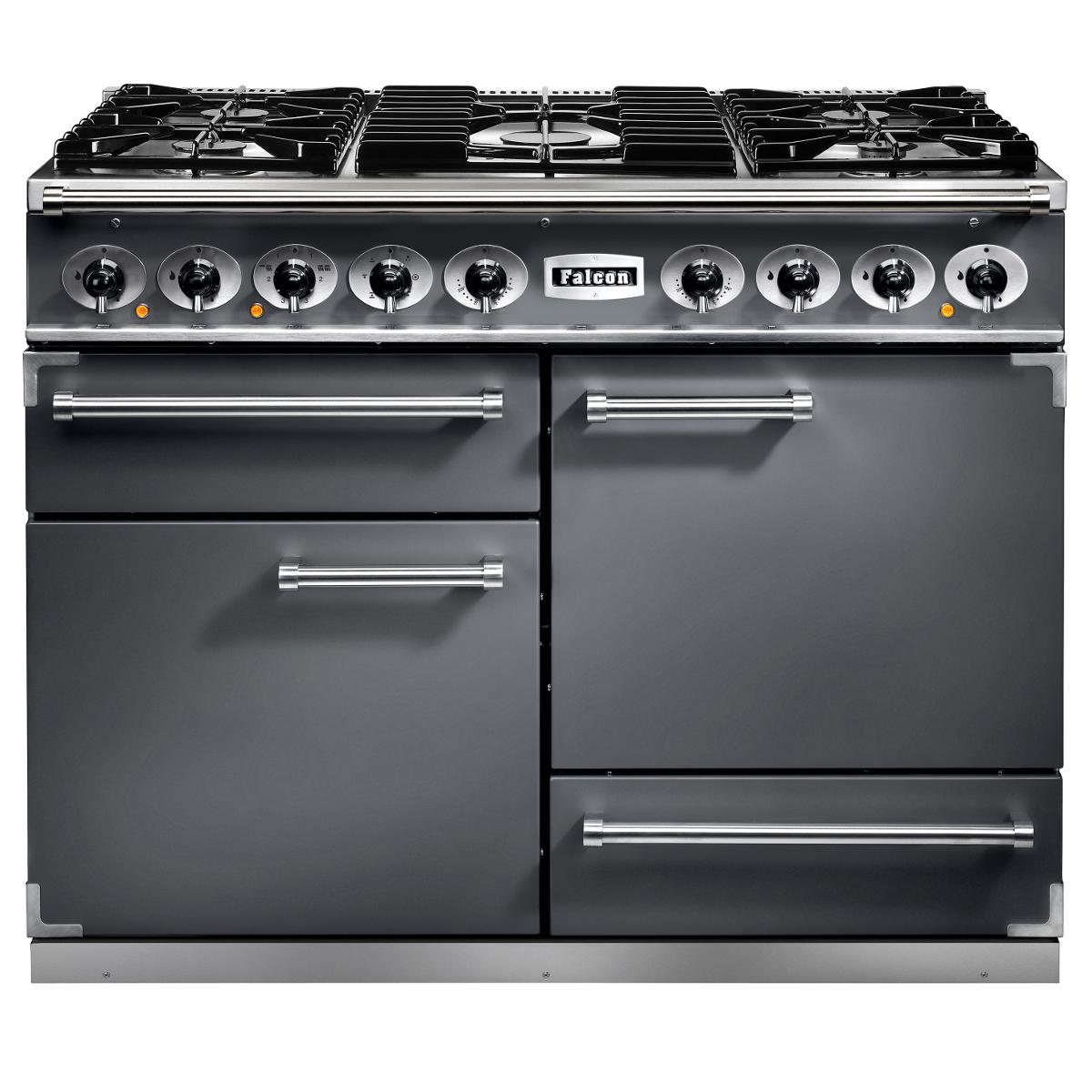 falcon f1092dxdfsl cm 1092 deluxe dual fuel range cooker. Black Bedroom Furniture Sets. Home Design Ideas