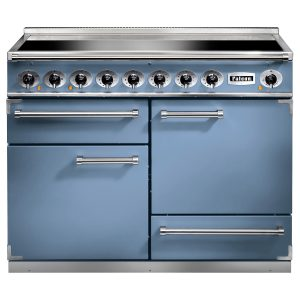 Falcon F1092DXEICA 1092 Deluxe Induction Range Cooker In China Blue