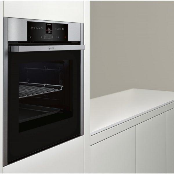 Neff B25CR22N1B Pyrolytic Single Oven