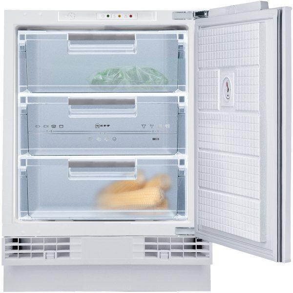 Neff G4344X7GB Built Under Freezer