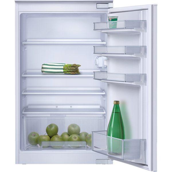 Neff K1514XF0G Fully-Integrated 870mm Larder Refrigerator - Sliding Hinge