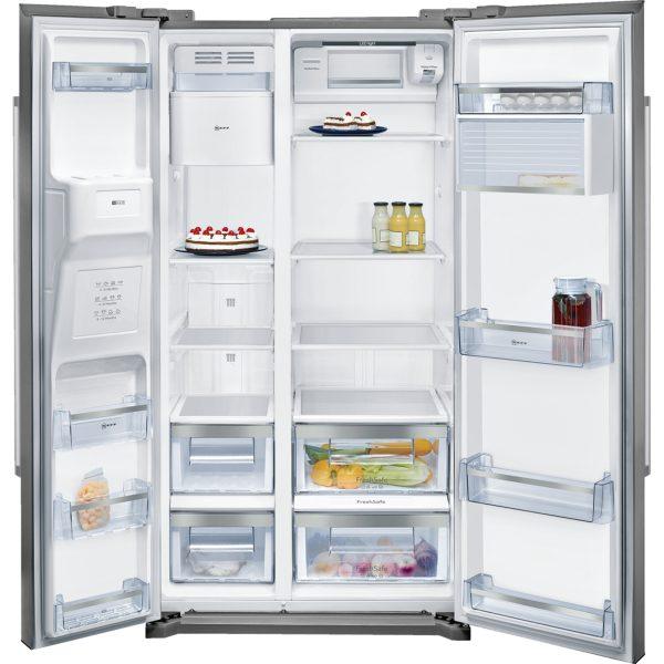 Neff KA3902B20G American Style Fridge Freezer