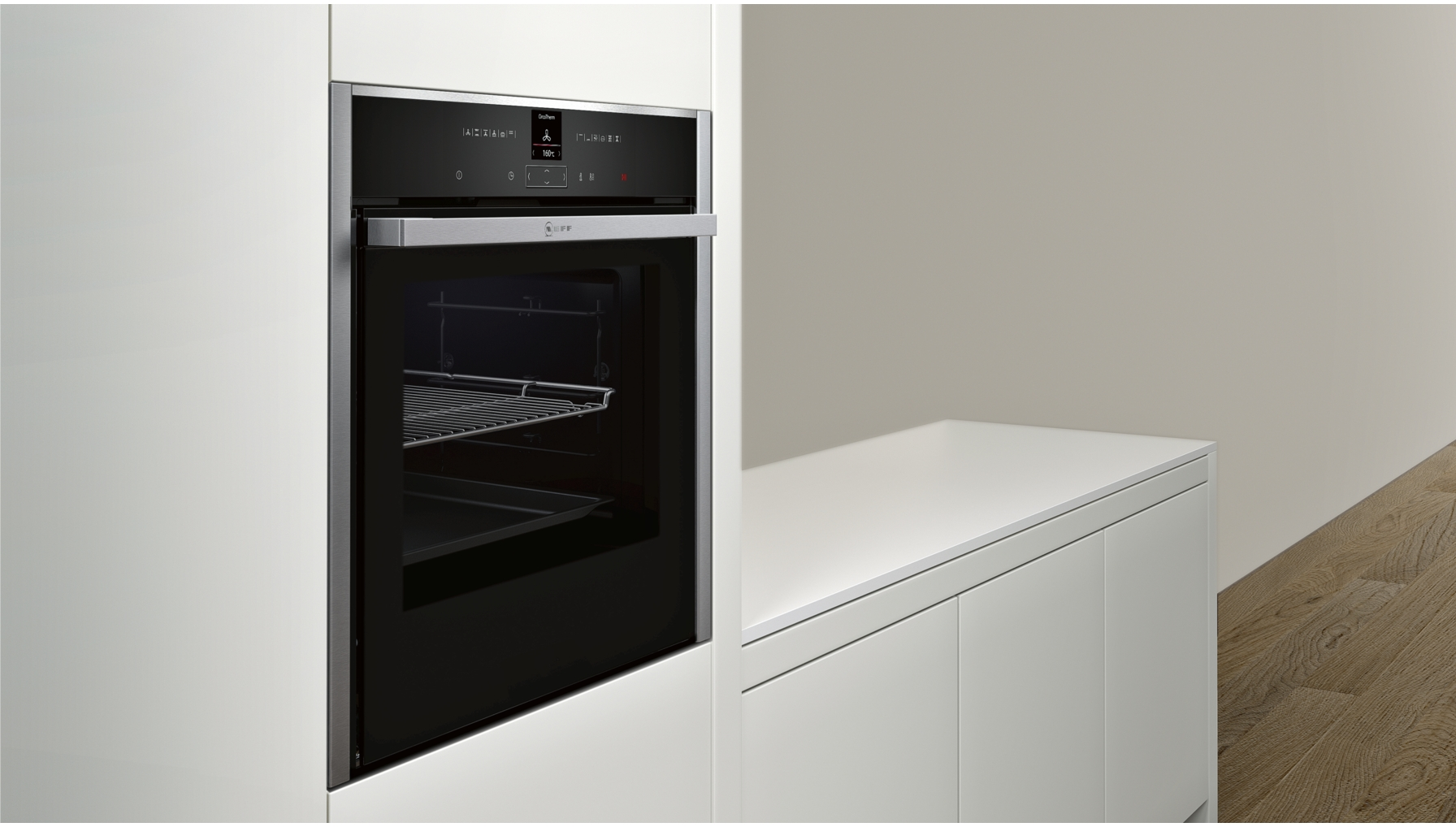 neff oven pyrolytic cleaning instructions
