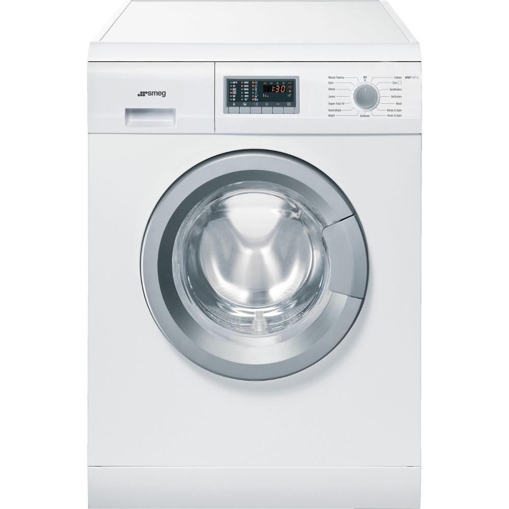 smeg wmf147 2 freestanding 7kg washing machine discount. Black Bedroom Furniture Sets. Home Design Ideas