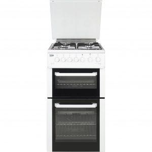 BCDVG505W Beko 50cm Gas Cooker