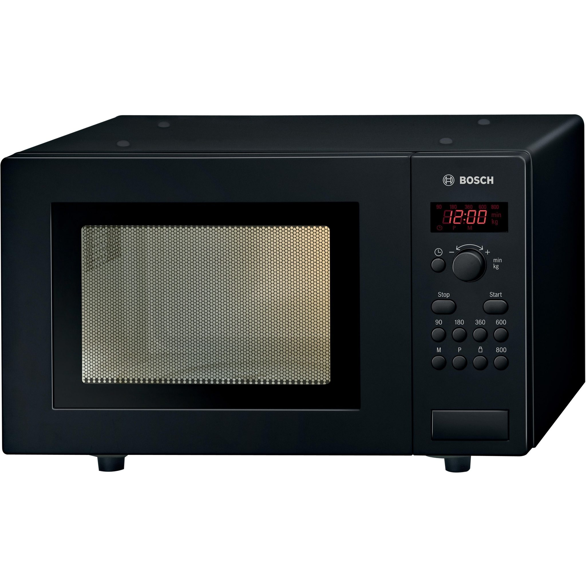 Bosch HMT75M461B Microwave Oven