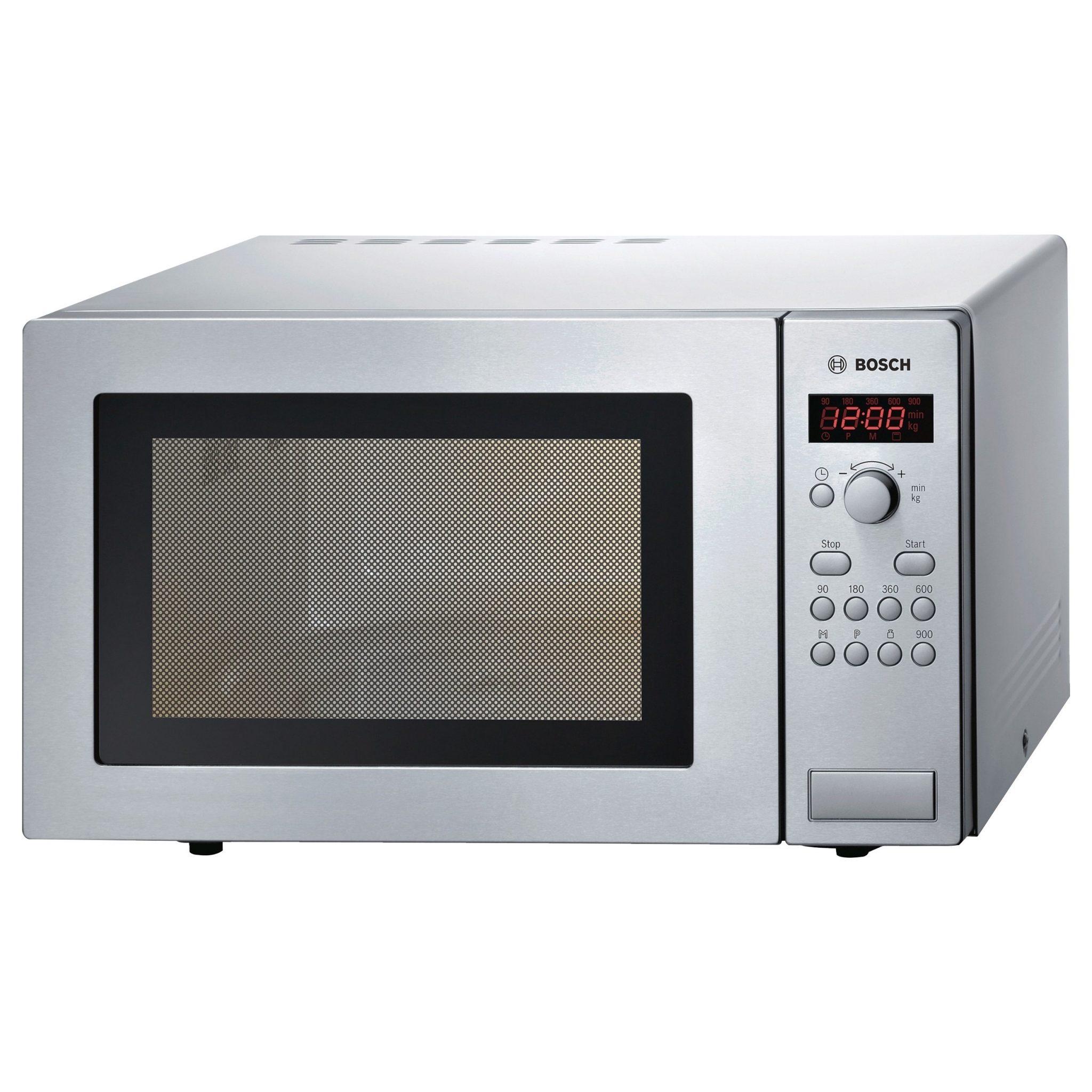 Bosch HMT84M451B Microwave Oven