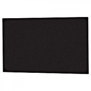 DAC-SB110BL Black 110cm Splashback