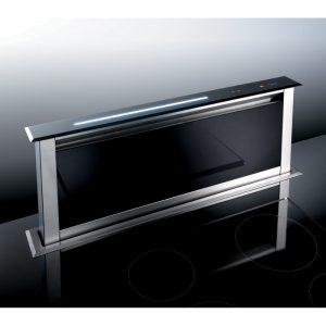 HOOD-BE-LI-90-GL Best Lift Vetro 90cm Glass Hood