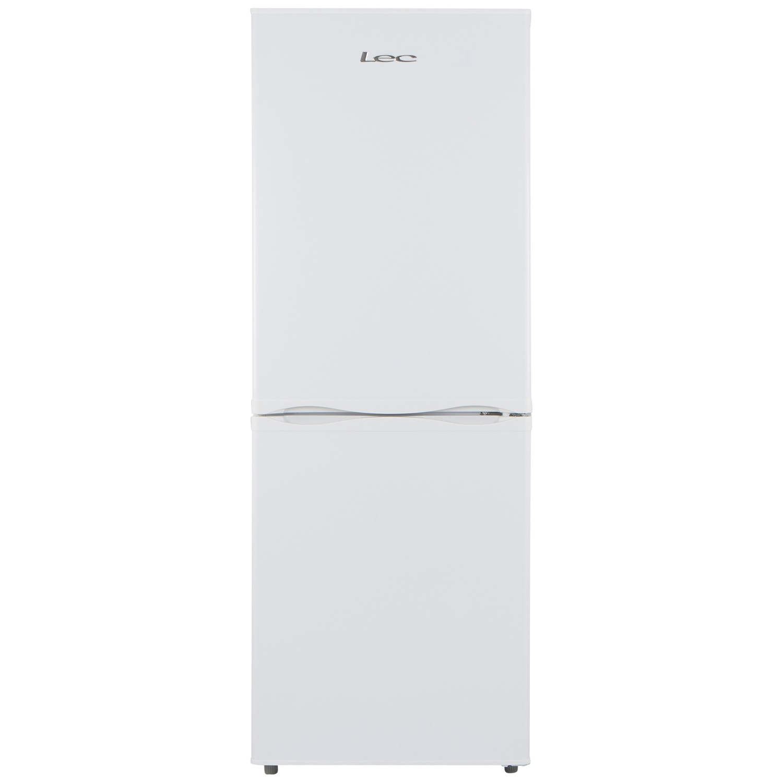 Lec TF55153W Fridge Freezer
