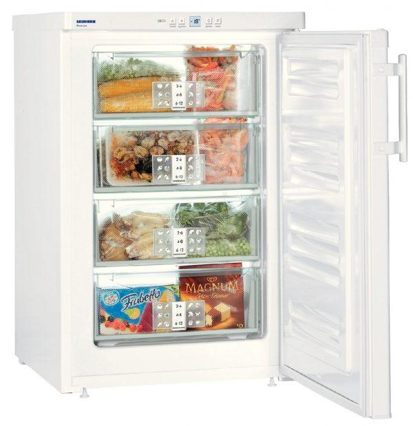 Liebherr GP 1376 Premium Table Height Freezer White