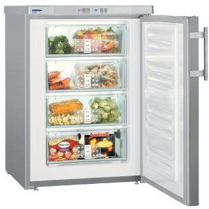 Liebherr GPesf 1476 Premium Table Height Freezer SmartSteel
