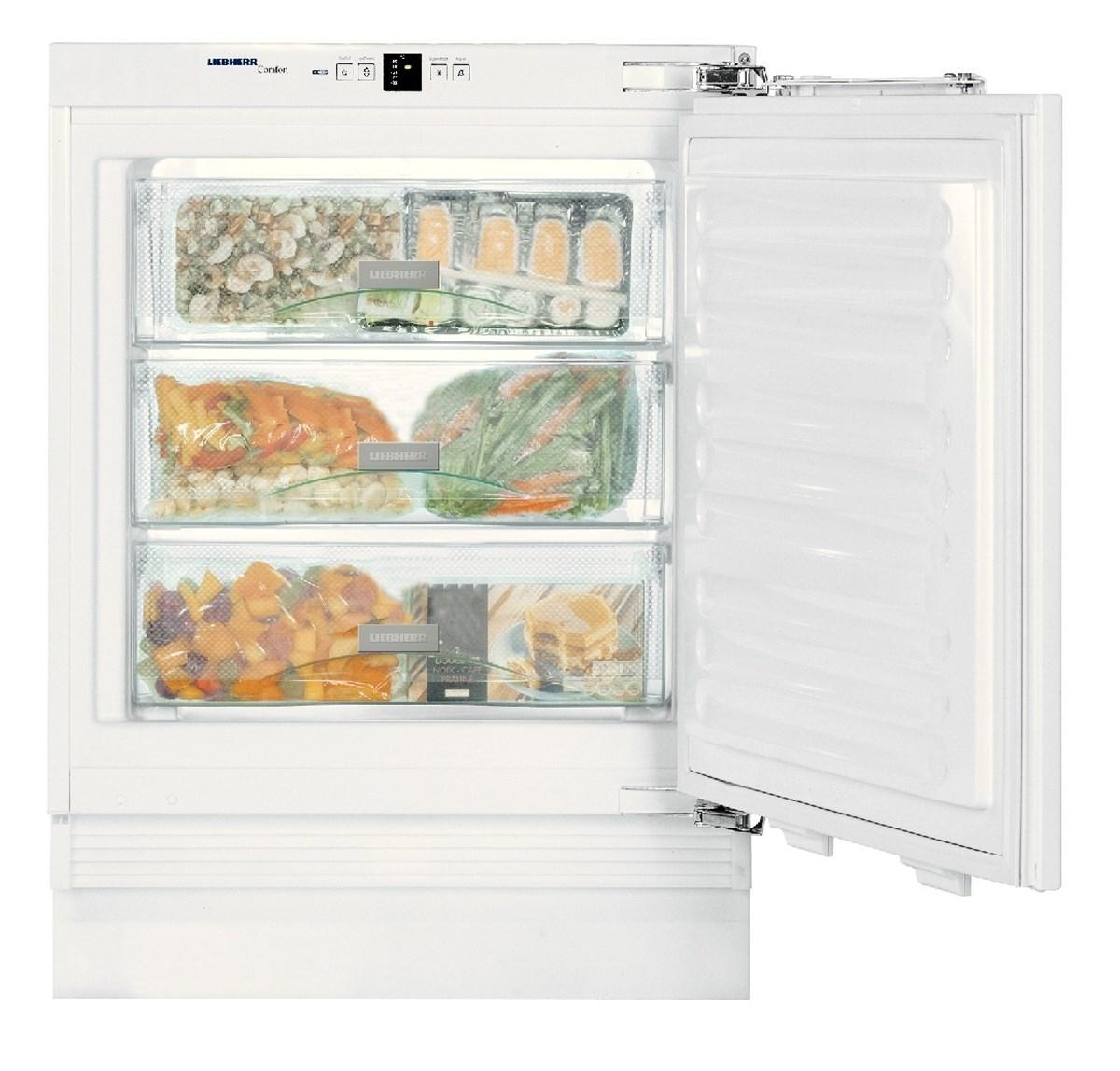 Liebherr UIG 1313 Comfort Built Under Integrated Freezer