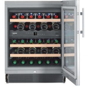 Liebherr UWTes 1672 Vinidor Built In Wine Cabinet