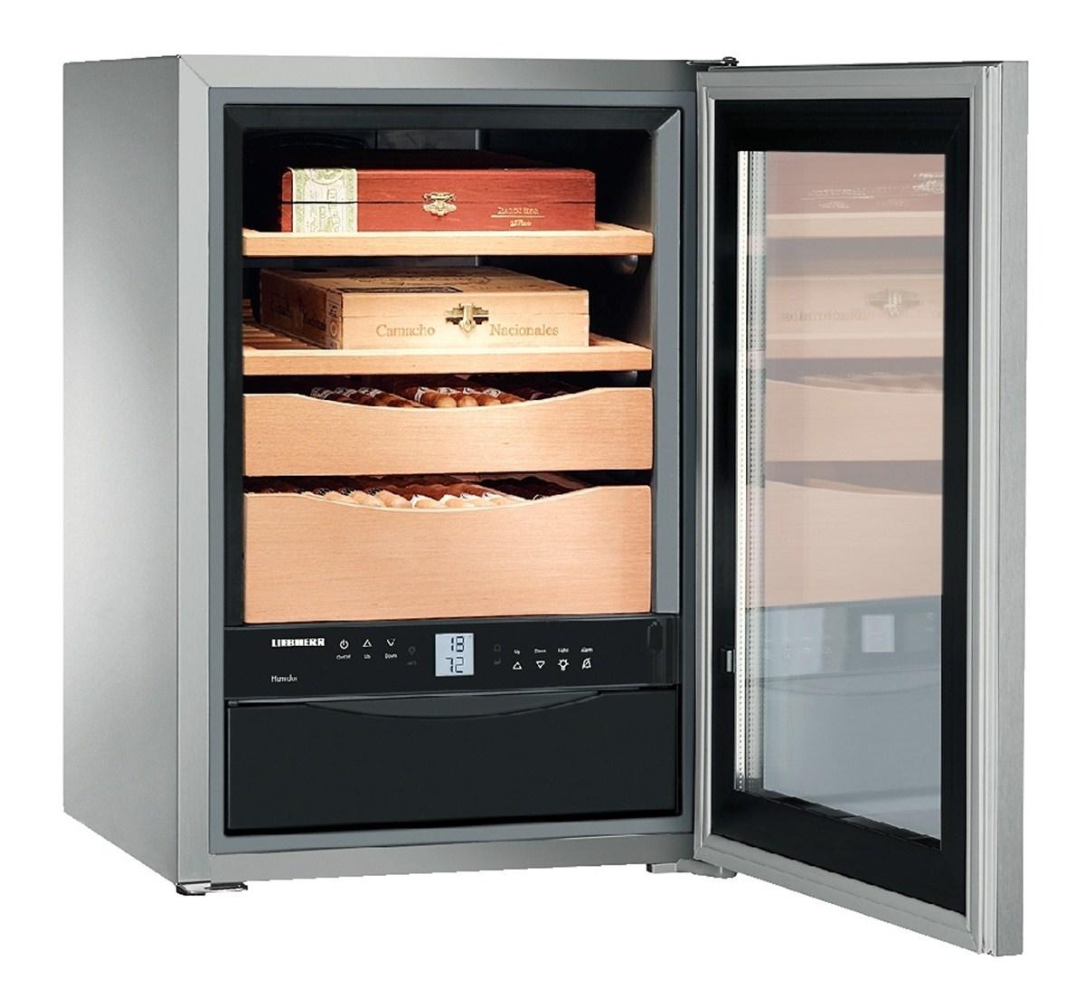 Liebherr ZKes 453_Humidor Cigar Storage Cabinet
