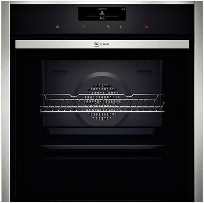 neff b58ct68n0b slide hide pyrolytic single oven. Black Bedroom Furniture Sets. Home Design Ideas