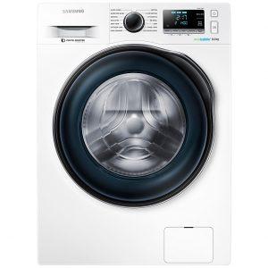 Samsung WW80J6410CW Freestanding EcoBubble 8kg Washing Machine