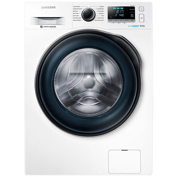 Samsung WW80J6410CW Freestanding 8kg Washing Machine