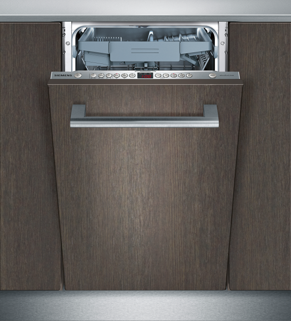 Siemens SR66T090GB iQ500 Dishwasher 45cm Fully integrated Slimline