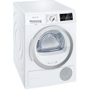 Siemens WT46W490GB extraKlasse 9kg Heat Pump Tumble Dryer