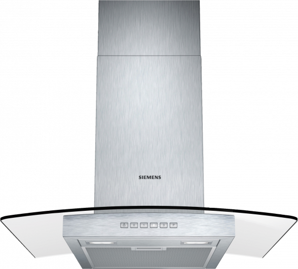 Siemens iQ300 LC67GB532B Chimney hood  stainless steel