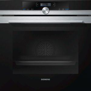 Siemens iQ700 HB632GBS1B Single Oven