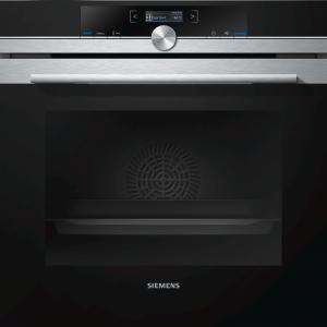 Siemens HB672GBS1B iQ700 Multifunction Pyrolytic Single Oven