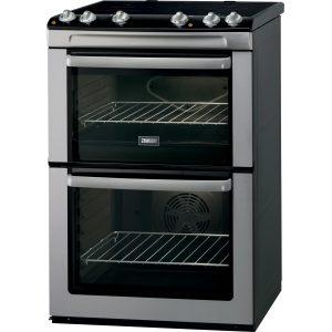 Zanussi ZCV668MX 60cm Ceramic Electric Cooker