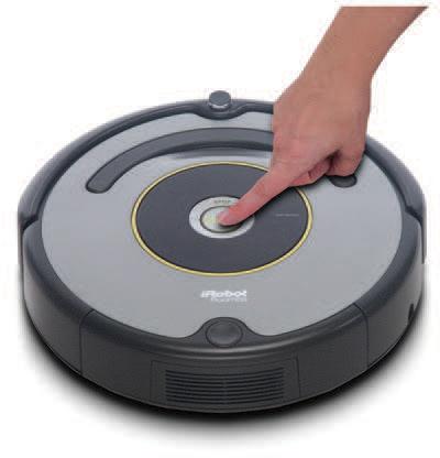 iRobot ROOMBA615 Vacuum Cleaning Robot