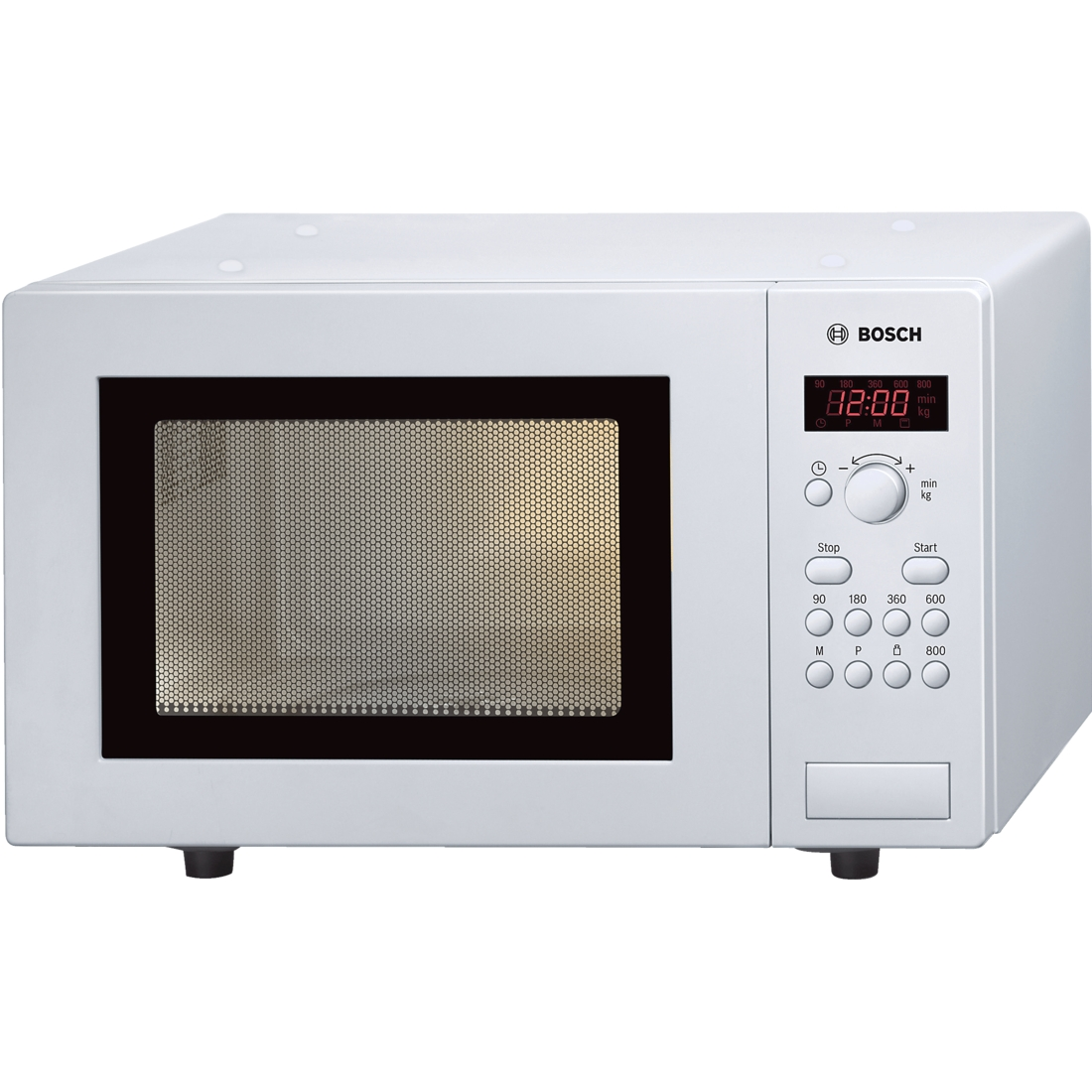 Bosch HMT75M421B 17 L Microwave Oven