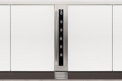 Caple Classic Wi155 Undercounter Single Zone Wine Cabinet