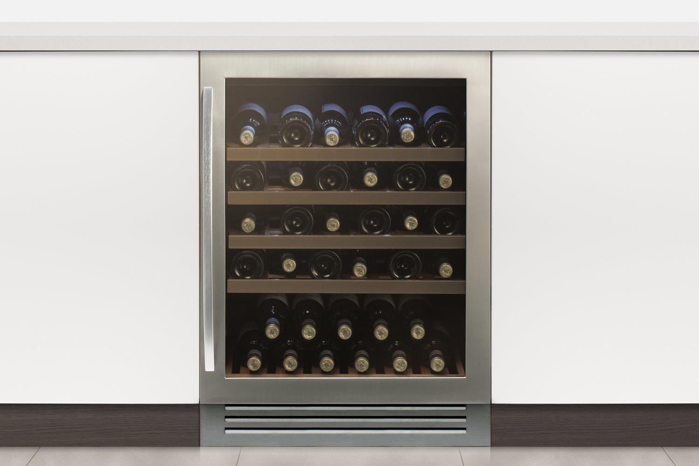 Caple Wi6120 Undercounter single zone wine cabinet