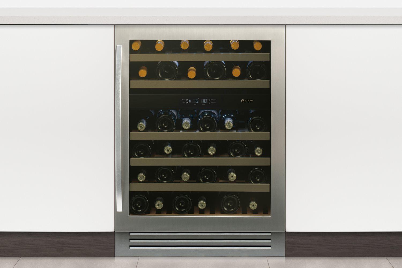 Caple Wi6131 Undercounter dual zone wine cabinet W 595mm