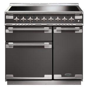 Rangemaster ELS90EISL ELISE 90 Induction Range Cooker Slate