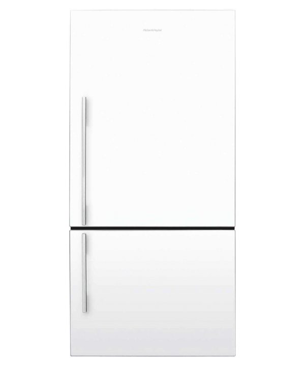 Fisher & Paykel E522BRWFD4 ActiveSmart™ Fridge - 790mm Bottom Freezer 473L