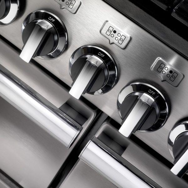 Rangemaster Professional+ control knobs