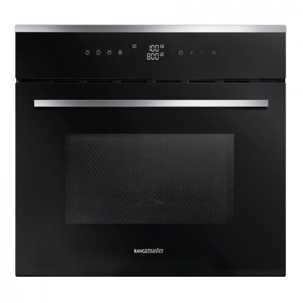 Rangemaster RMB45MCBL/SS Microwave Combination Oven