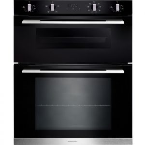 Rangemaster RMB9048BL/SS 4 / 8 BUILT-IN DOUBLE OVEN