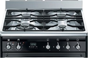 Dual Fuel Freestanding Cookers