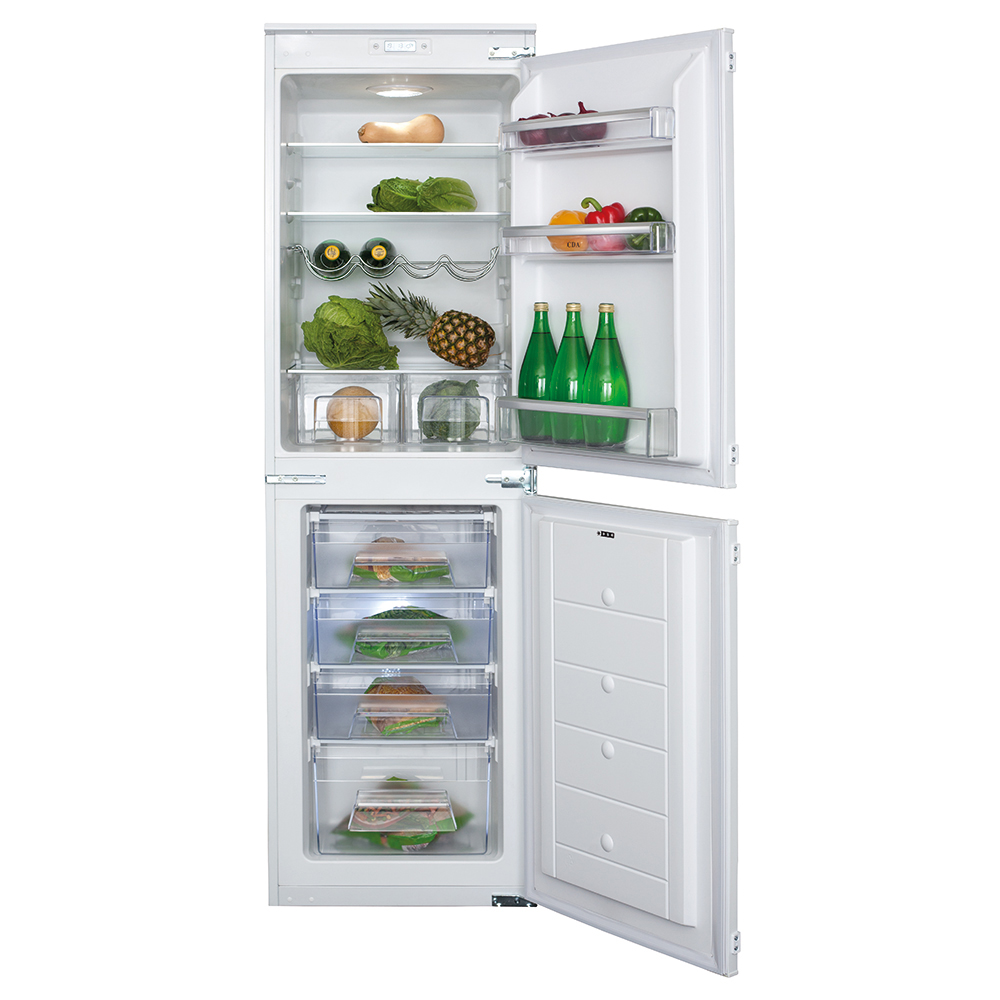 CDA FW852 Built In Fridge Freezer