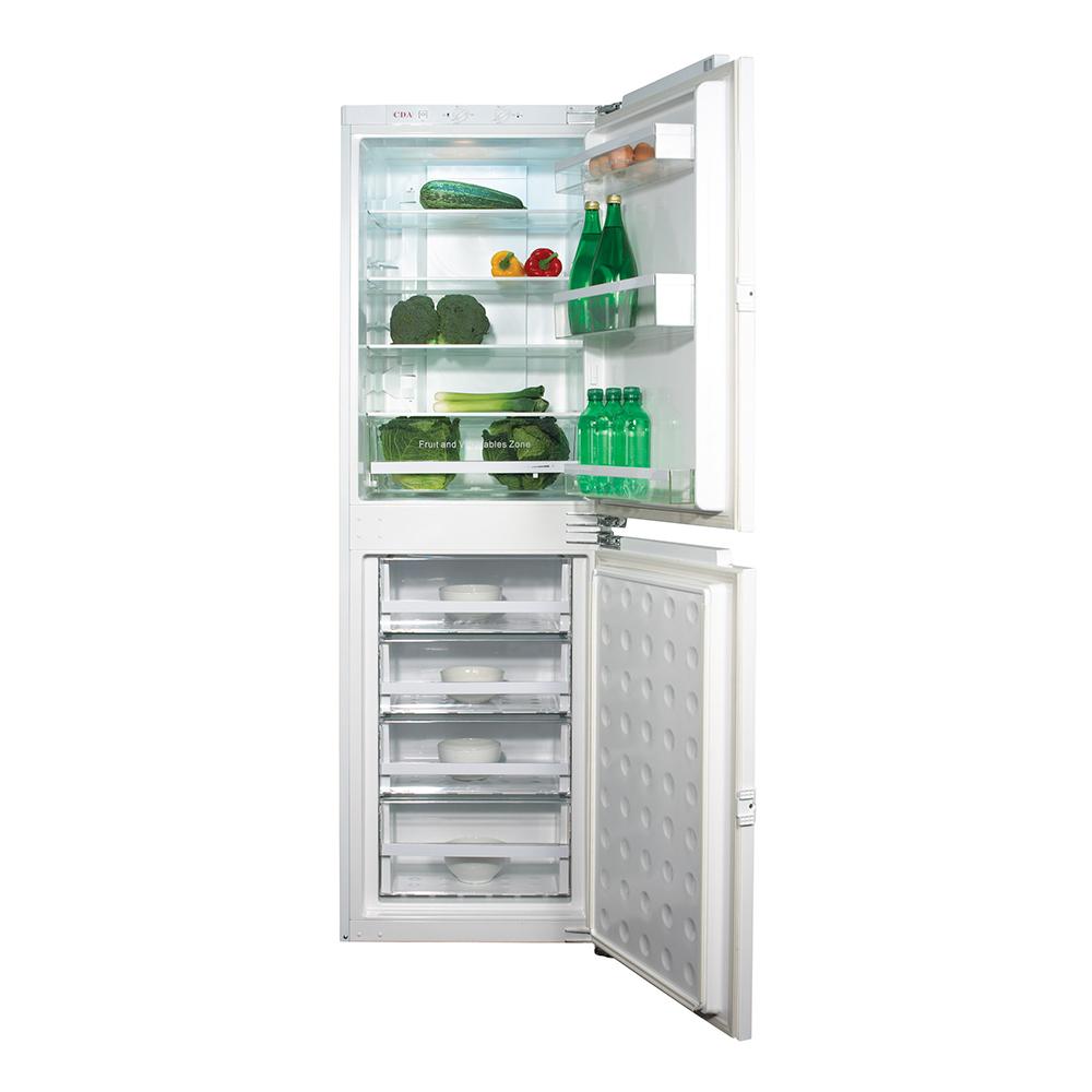 CDA FW951 Built In Frost Free Fridge Freezer