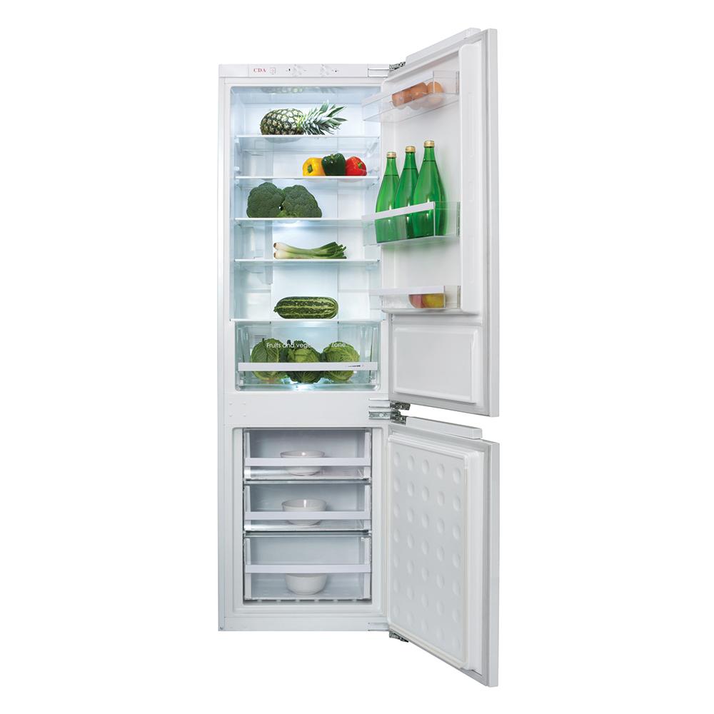CDA FW971 Built In Frost Free Fridge Freezer