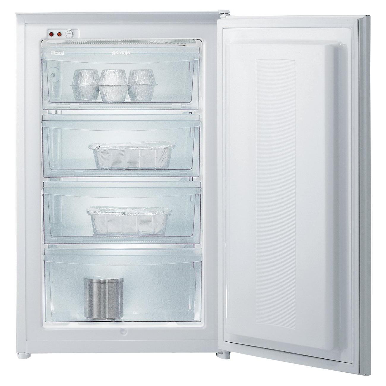 Gorenje FI4091AW Built In Integrated Freezer