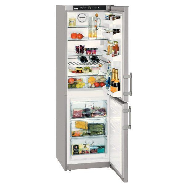 liebherr-cnsl-3033-comfort-nofrost-fridge-freezer-silver