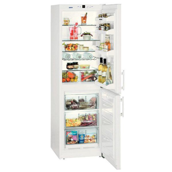 Liebherr CUN 3033 Comfort NoFrost Fridge Freezer White