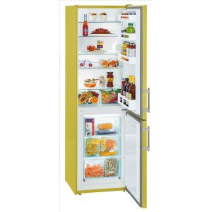 liebherr-cuag-3311-comfort-smartfrost-fridge-freezer-avocado-green