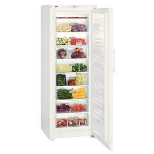 Liebherr G 4013 Comfort Smartfrost Freezer White