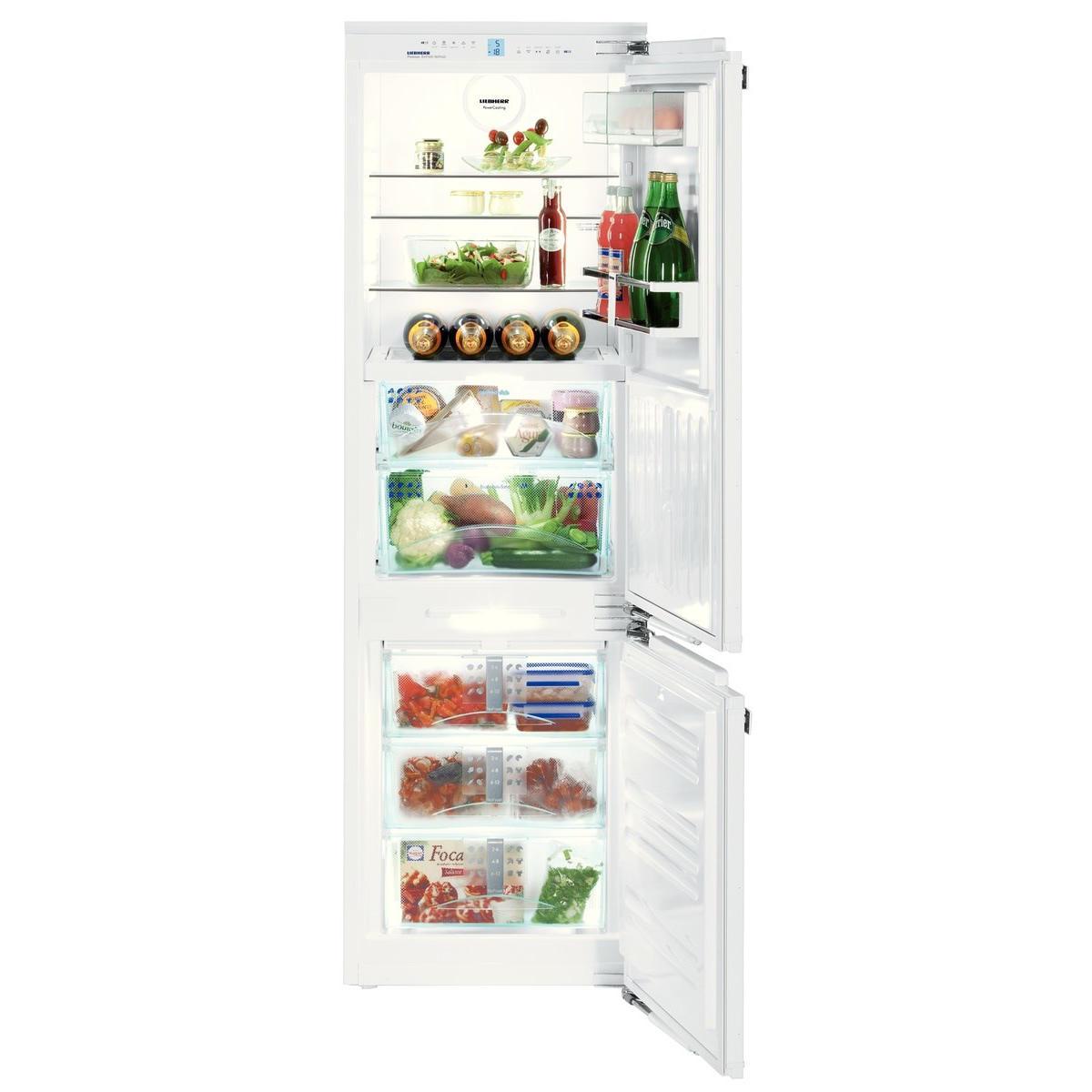 Liebherr ICBN 3356 Premium Built In Biofresh Fridge Freezer