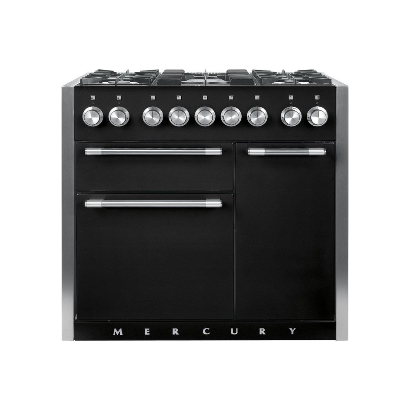 MCY1000DFAB 93130 100cm Dual Fuel Range Cooker