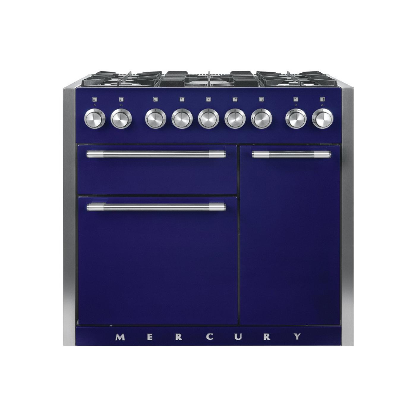 MCY1000DFBB 93190 100cm Dual Fuel Range Cooker
